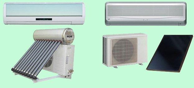 cuántos paneles solares necesito para un aire acondicionado