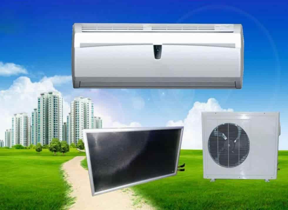 Elegir Un Acondicionador De Aire Con Energia Solar
