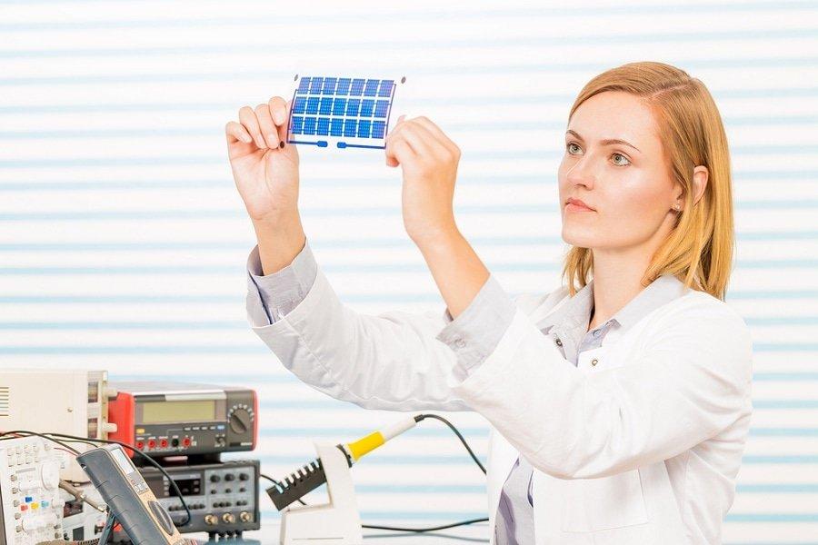 comparación de paneles solares