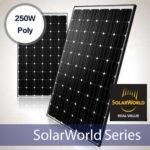 PANEL SOLAR DE 250w : Sus caracteristicas y aplicaciones